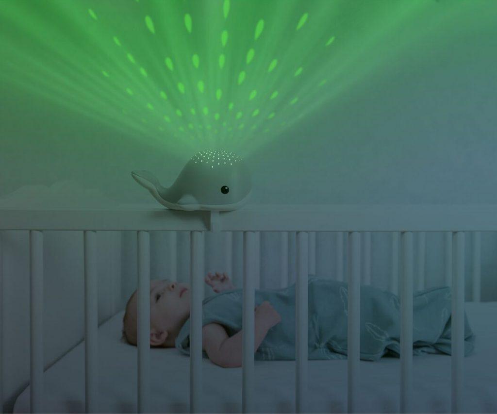 usínání a klidný spánek