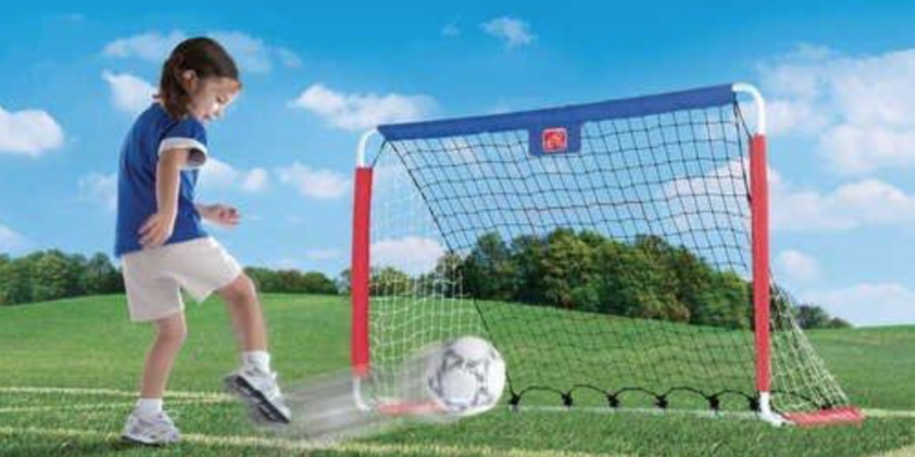dětská fotbalová brána