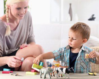 hlídání dětí od agentury