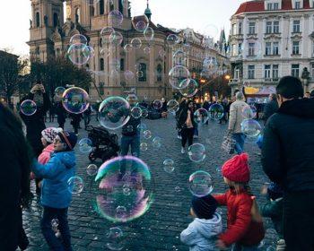 Ubytování pro školy Praha